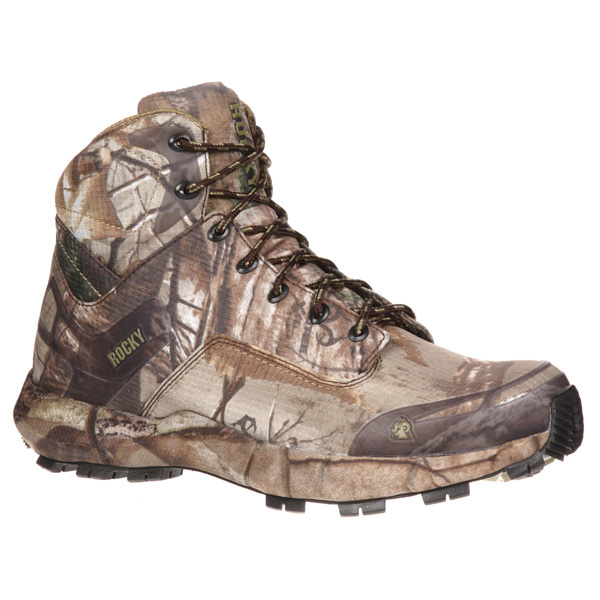 Rocky Broadhead Laceup Trail Hunting Boot Rkys135