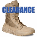 Rocky C4T Trainer Military Tan Duty Boot 1070