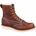 Thorogood 8 Inch  Plain Toe American Heritage Wedge Boot