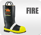 Thorogood Fire Boots