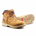 Timberland Pit Boss 6 Inch Wheat Soft Toe Boot 33030