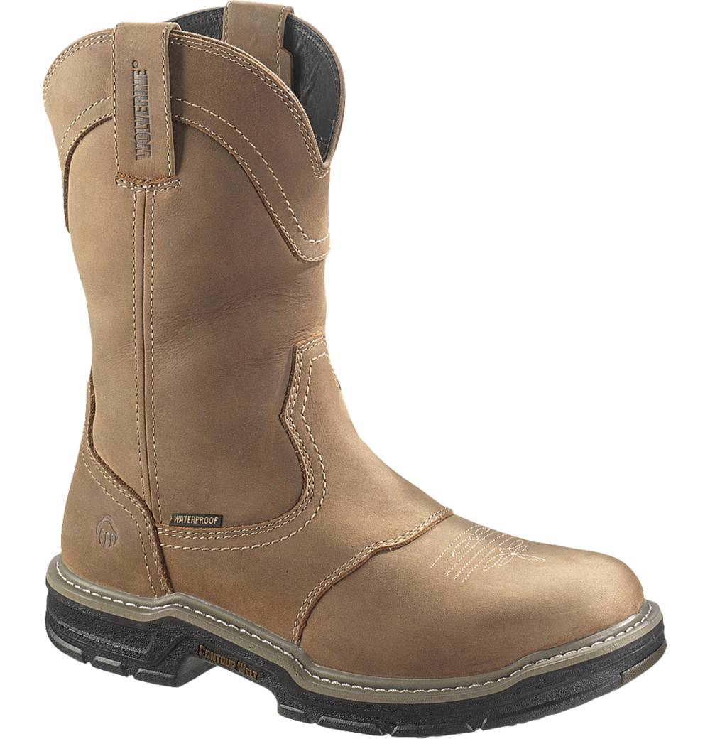 Anthem Steel Toe Wellington Work Boot W02287
