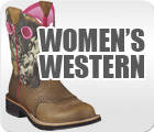 Women's Western Ariat Boots
