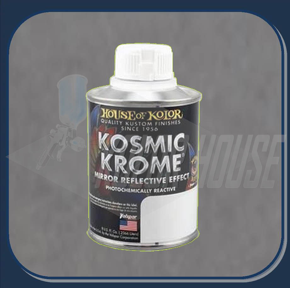 HOC MC03 II C01 HOUSE OF KOLOR KOSMIC KROME BRONZE EFFECT 1 2 PINT