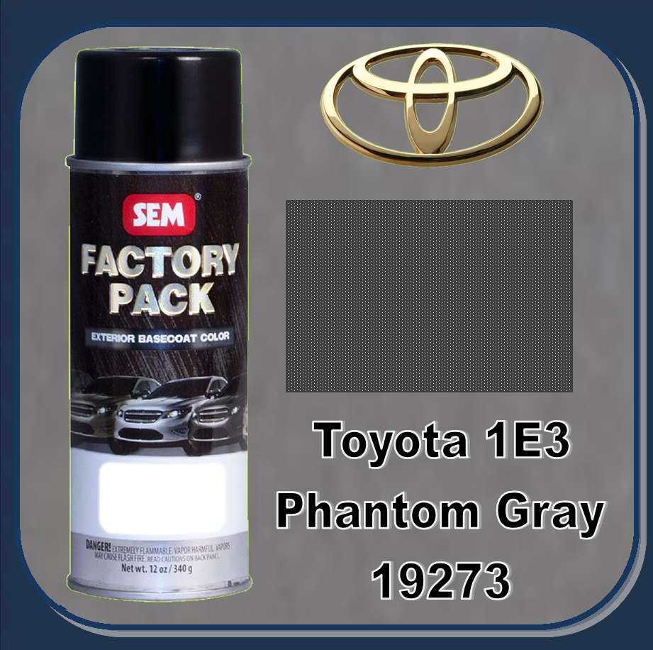 Phantom Gray Pearl Spray Paint