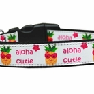 Aloha Cutie Dog Collars & Leashes