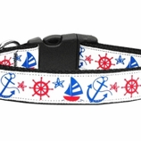Anchors Away Dog Collars & Leashes