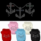 �Anchors� Dog Hoodie