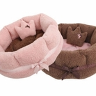 Angelic Dog Bed by Pinkaholic