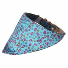 Bandana Dog Collar:  Lil Hearts
