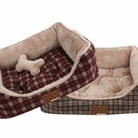 Barron House Dog Bed by Puppia