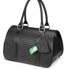 Basket Weave Pet Carrier