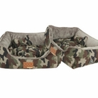 Battlefield II Dog Bed by Puppia