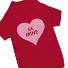 Be Mine Dog Tee
