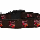 Beach Lover Dog Collars & Leashes