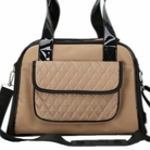 Beige Mystique Dog Carrier