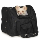 Black Backpack Pet Carrier