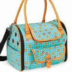 Blooming Brights Floral Pet Carrier