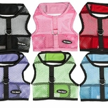 BUCKLE FREE Netted Wrap n Go Bark Appeal Dog Harness