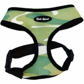 Camo Breathe EZ Mesh Dog Harness by Bark Appeal