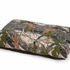 Camo Fleece Pillow Pet Bed