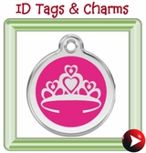 - charms & ID tags