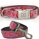 Cherries Dog Collars, Harnesses & Leashes