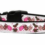 Chocolate Bunnies Dog Collars & Leashes