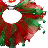 Christmas Bells Party Dog Collar