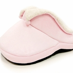 Cozy Slipper Dog Bed - Pink