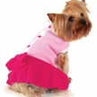 Cute Lady Dog Sweater Dress