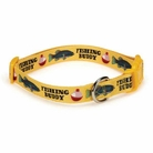 Fishing Buddy Dog Collars & Leashes