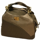 Getaway Bronze Metallic Dog Carrier by Jarad�n