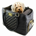Glam Tote Dog Carrier Bag