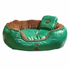 Green Diamond Pooch Dog Bed