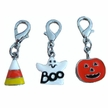 Halloween Dog Collar Charms
