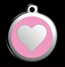 Heart * Dog ID Tag