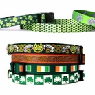 Irish Collection Dog Collars, Harnesses & Leashes