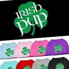 """Irish Pup"" Dog Tee Shirt"