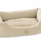 Ivory Bumper Dog Bed