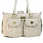 Le Petit Mon Ami Pet Carrier by Jaraden - Beige
