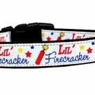 Lil Firecracker Dog Collars & Leashes