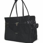 Lock Tote Canvas Dog Carrier