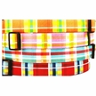 Madras Collection Dog Collars, Harnesses & Leashes