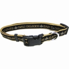 New Orleans Saints Dog Collars & Leashes