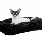 Night Shadow Cloud Cushion Dog Bed