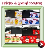 - holiday & special occasion dog collars, harnesses & leashes