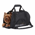 On the Go Black Dog Carrier