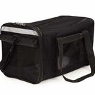 On-The-Go Duffle Bag Black Pet Carrier
