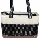Polka Dot Dog Carrier